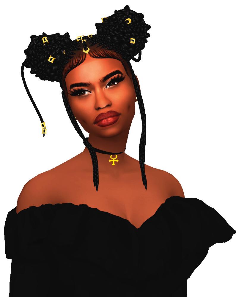 Ebonix Ashanti Ashanti A Hair Fit For The Queens And