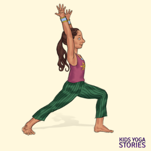 yoga poses for kids cards deck one  yoga for kids kids