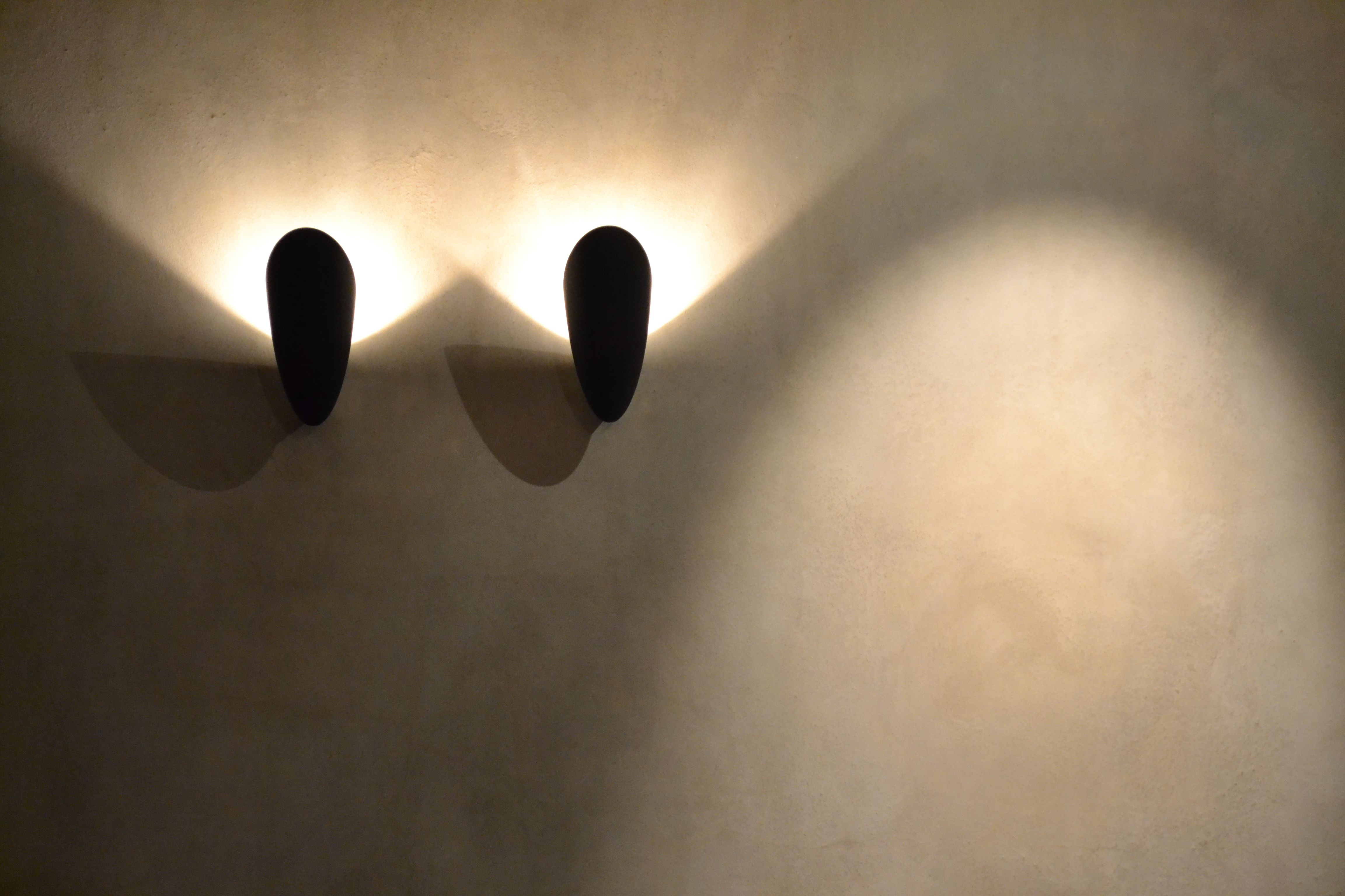 I love this wall  fixture from Glashutte Limburg and frequently use it in pairs.