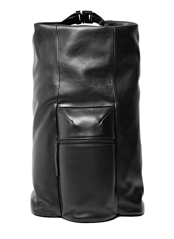 876cc555fc Campbell Cole Leather Backpack
