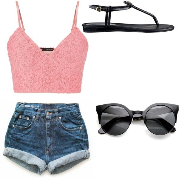 Untitled #169 by sophia-solzbacher on Polyvore featuring polyvore fashion style maurices Levi's GUESS