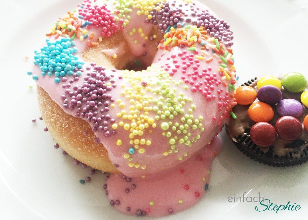tolle geburtstagsparty f r 12 j hrige m dchen pinterest bunter donuts donuts und. Black Bedroom Furniture Sets. Home Design Ideas