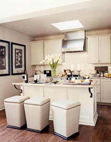 Small And Tranquil Bobby Mcalpine Kitchen Pictures Kitchen