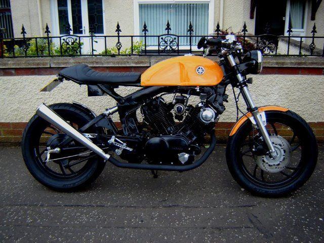 Yamaha TR1 Cafe Racer 640x480 Pixels