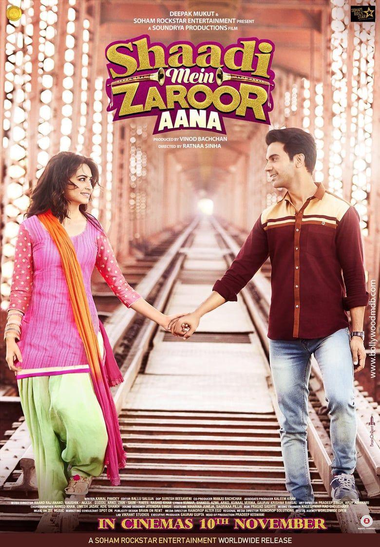 Descargar^» Shaadi Mein Zaroor Aana [2017] Pelicula Online Completa  (Subtítulos Espanol) Gratis en Linea … in 2020 | Full movies online free,  Movies 2019, Tv series online