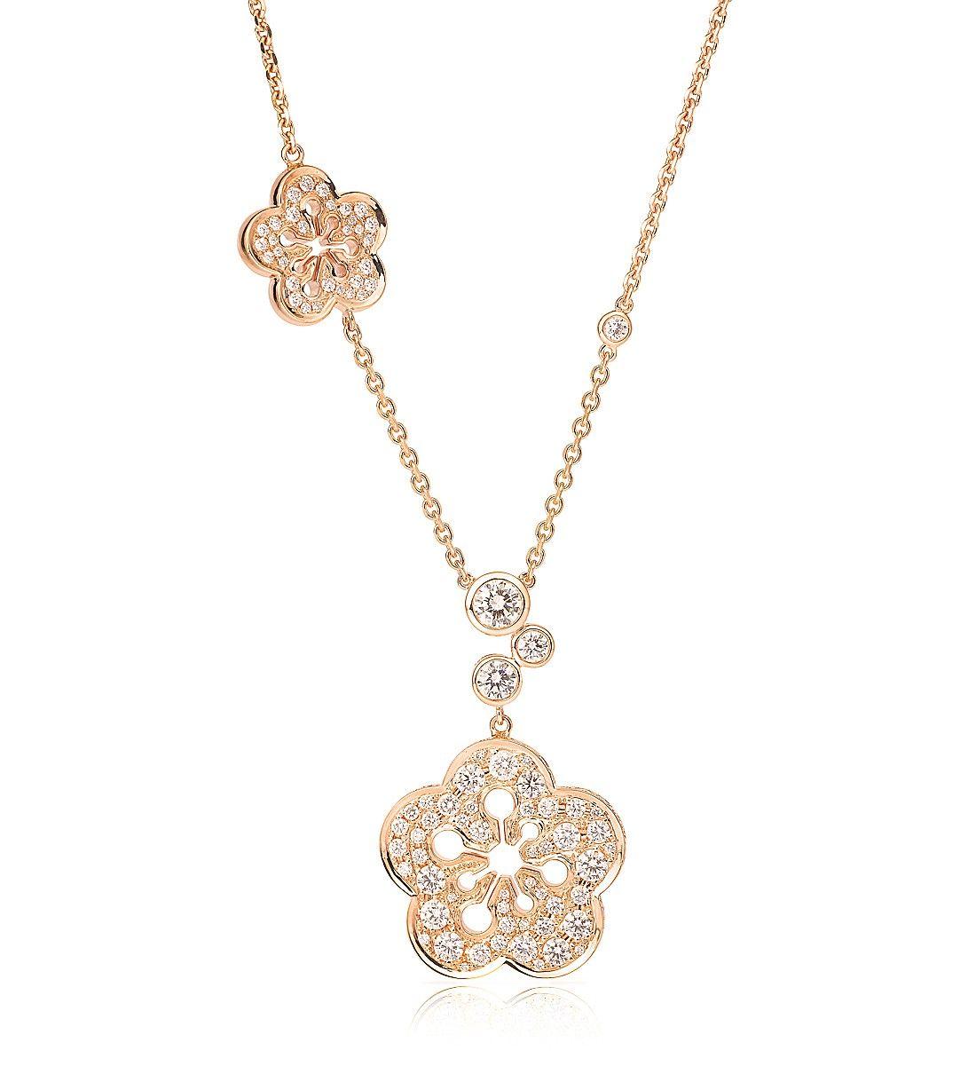 Puean impressive elegant pendant from boodlesu blossom collectionucp