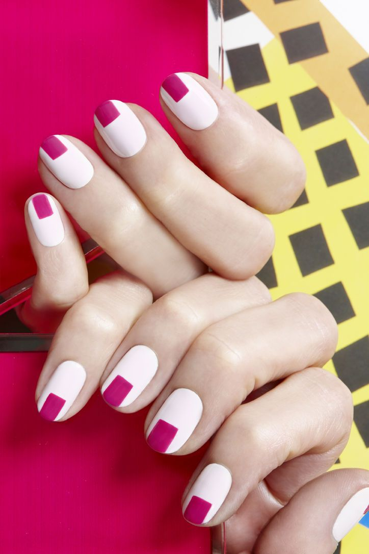 Bright Spring Nail Art Ideas You Can Totally Diy Beauty How Tos