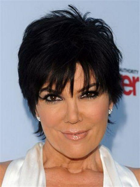Kris Kardashian Haircut Haircut Trends Pinterest Haircuts