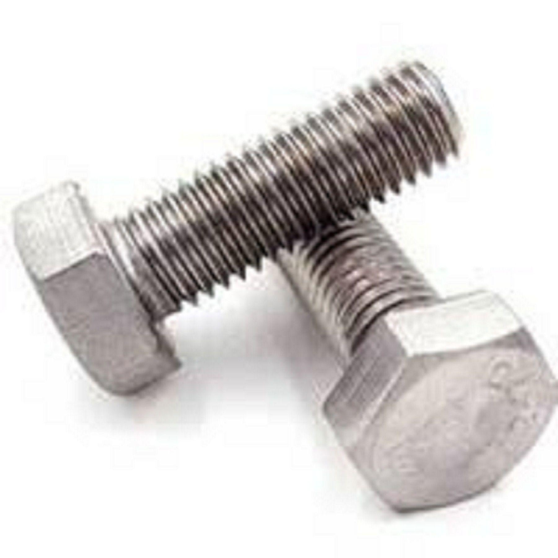 Nut Bolt Screw Washer Bolt Steel Manufacturing