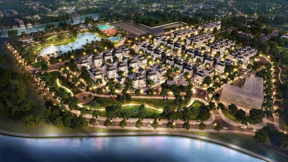 Vinhomes Wonder Park Đan Phượng là 1 trong những Siêu Phẩm Đô Thị ...