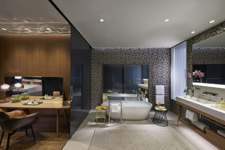 Barcelona Wohnen luxus wohnideen aus barcelona hotelgestaltung wohndesign luxus