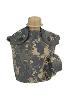 GI Type 1 Qt Army Digital Camo Canteen Cover Our Price: $7.99 ! http://www.gorillasurplus.com/
