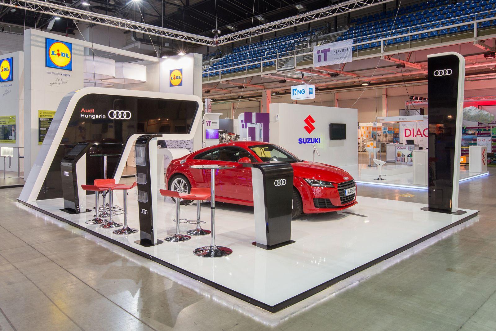Exhibition Stand Designer Jobs : Hvg job fair exhibition stand