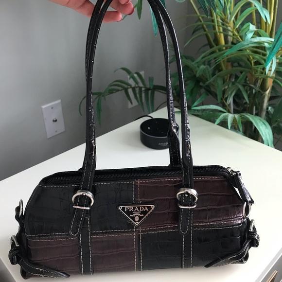 Prada Handbags Vintage Prada Milano Dal 1913 handbag