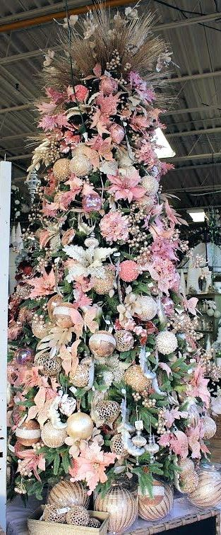 54e610d555a8668a6315894422cf3204g 313756 pixels christmas pink white and gold christmas tree mightylinksfo