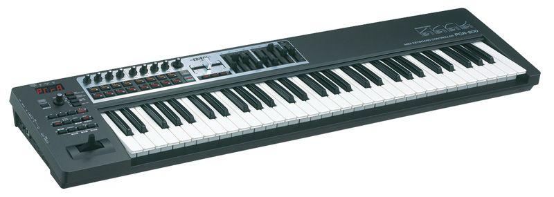 Edirol PCR-800 midi keyboard controller. Love this keyboard, it served me well.