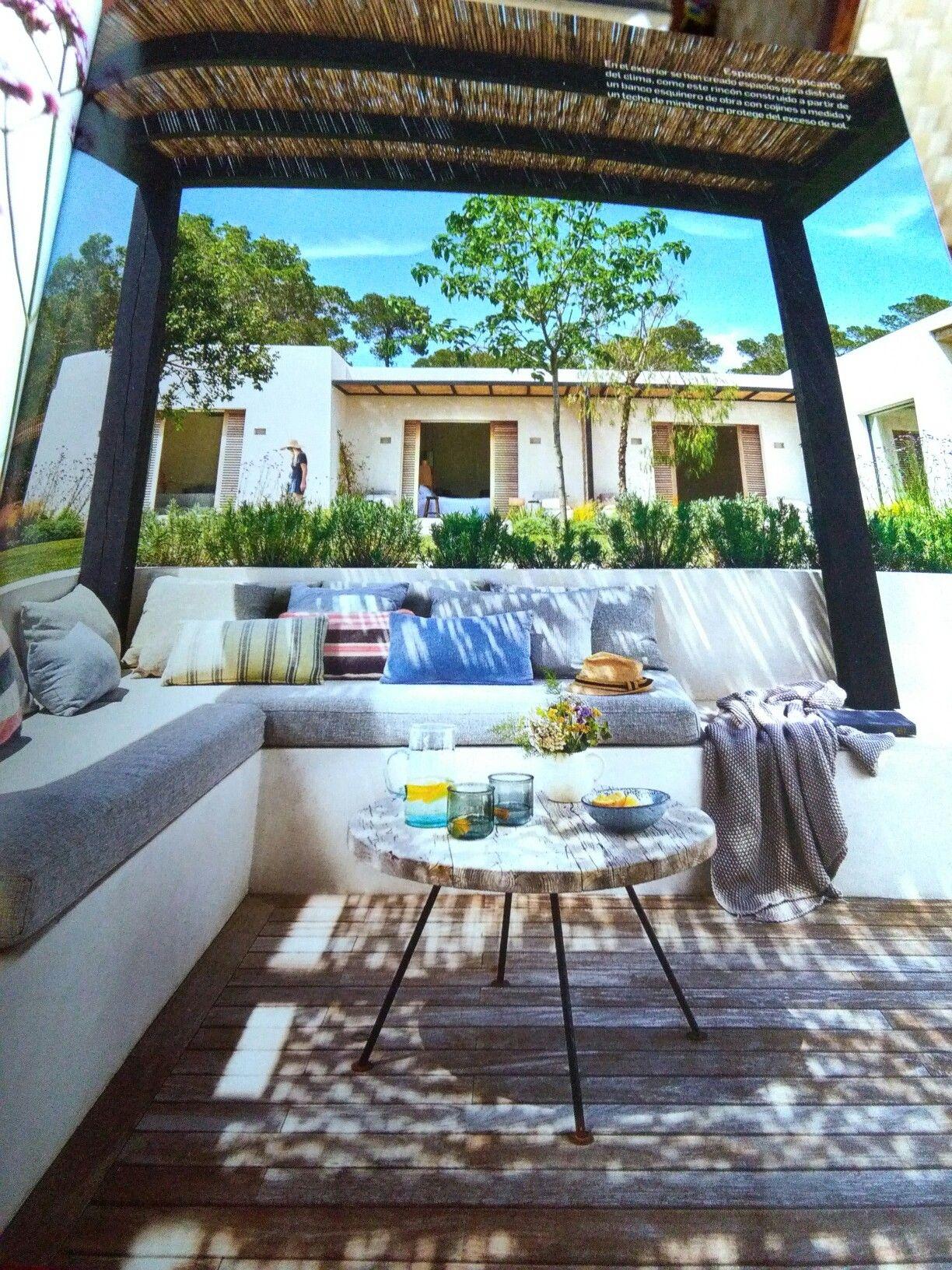 Revista Arquitectura y Diseño Idea para azotea