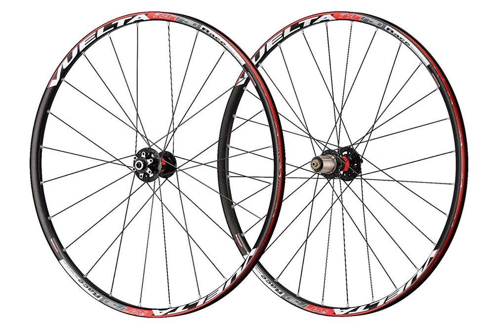 Sponsored Ebay Vuelta Mtb Race Wheel Set Black 27 1 2 Inch