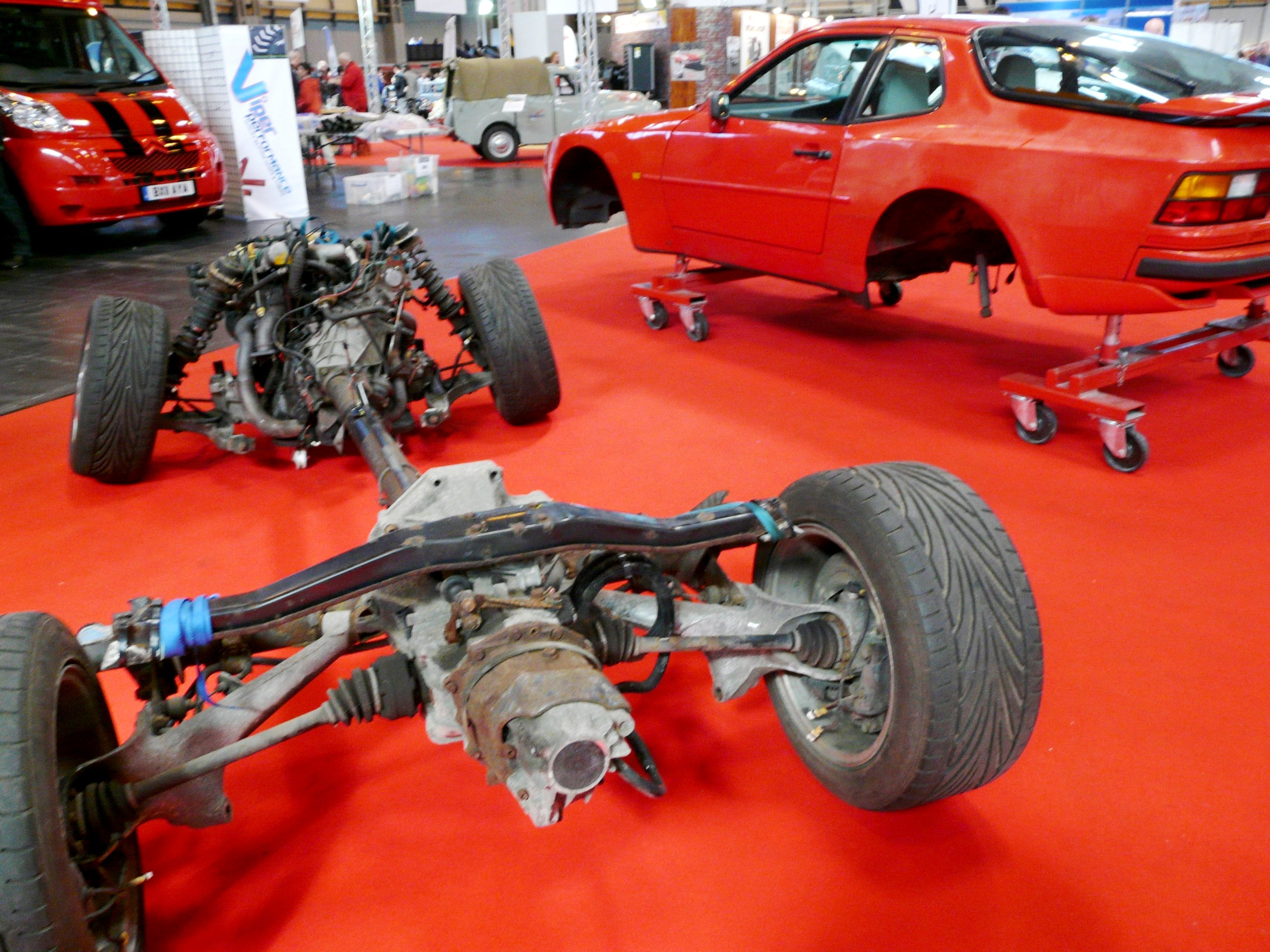 Practical Classics Restoration Show Nec Turborestoration
