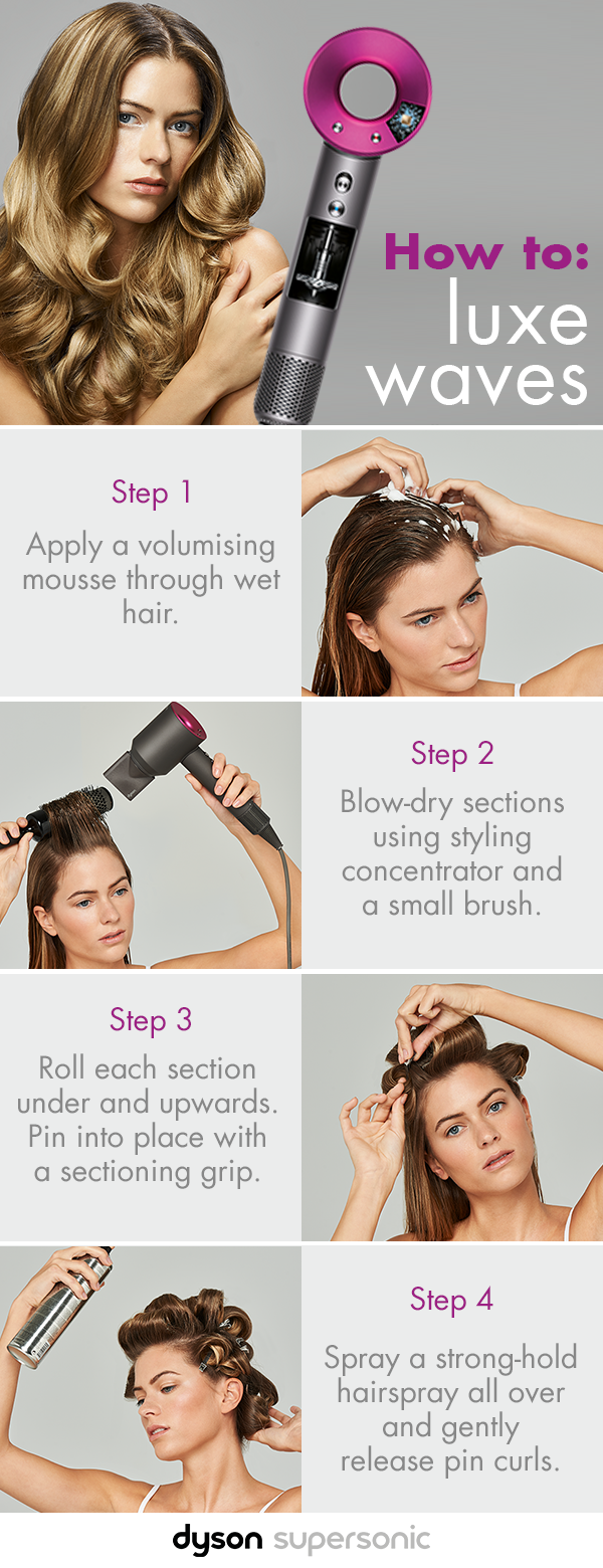 Drying your hair shouldn't take forever  With high velocity