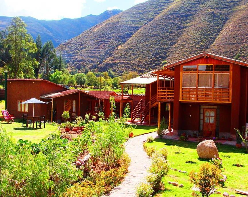Bed & Breakfast in Urubamba, Peru. Enjoy the legendary