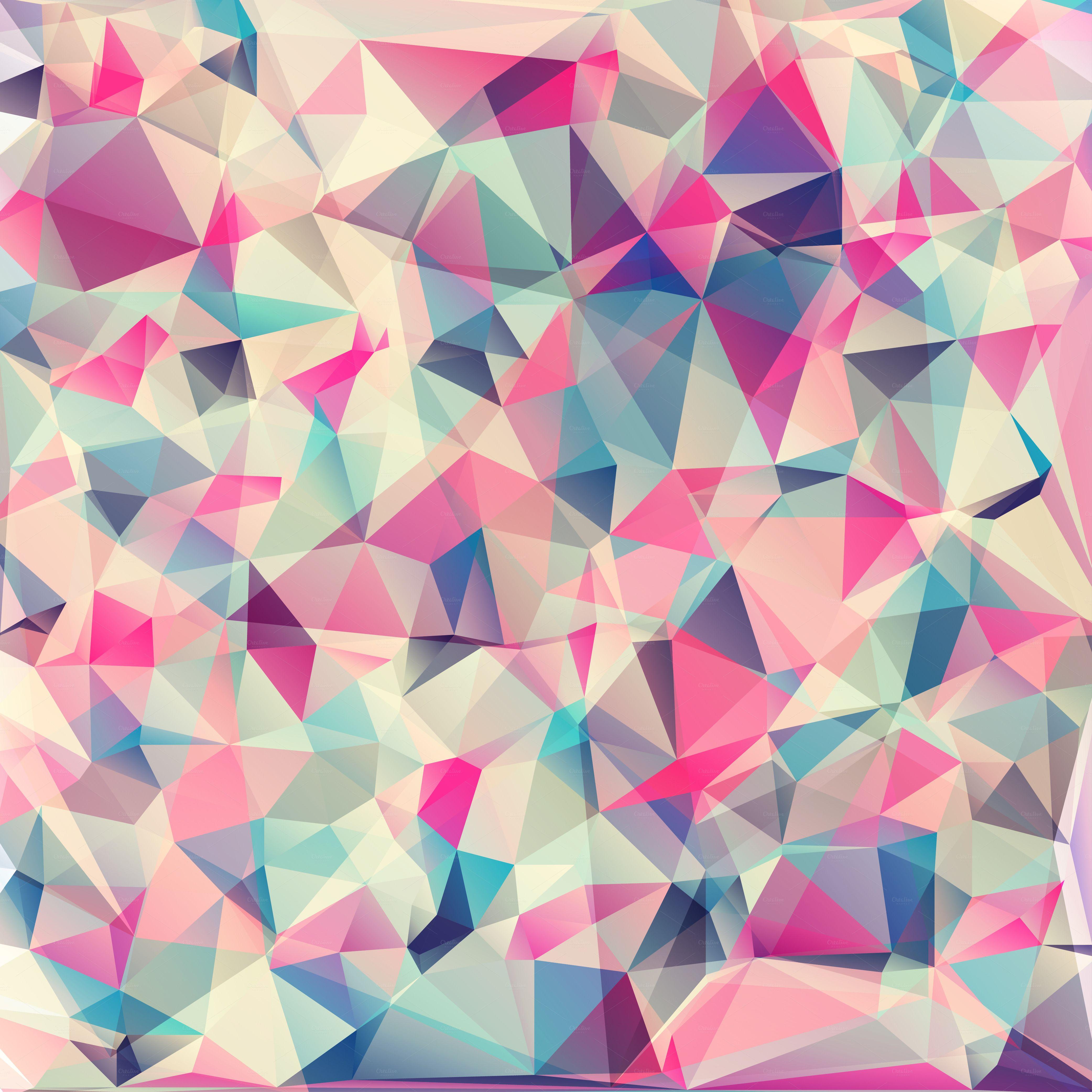 Geometric Background | Backgrounds, Geometric background and Creative