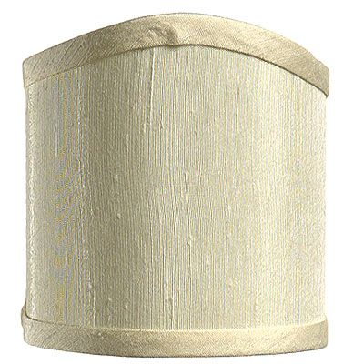 Cream Half Lampshade Clip On Lampshades Lamp Shade Lamp