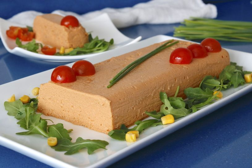 Pastel De Atún Cocina A Buenas Horas Receta Pastel De Atún Frío Pasteles De Atún Receta De Pastel Frio