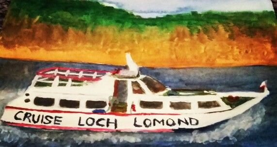 Lomond Princess.