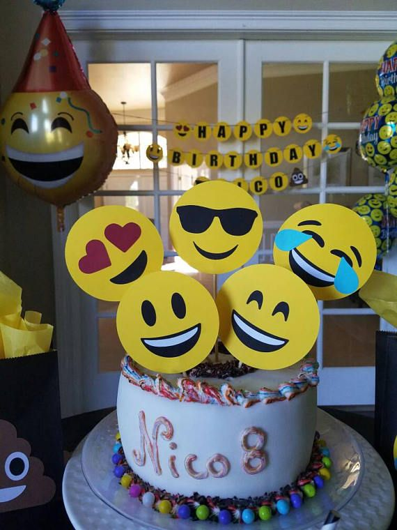6 Emojis To Make Your Cake Special And Fun Includes The Poop Emoji