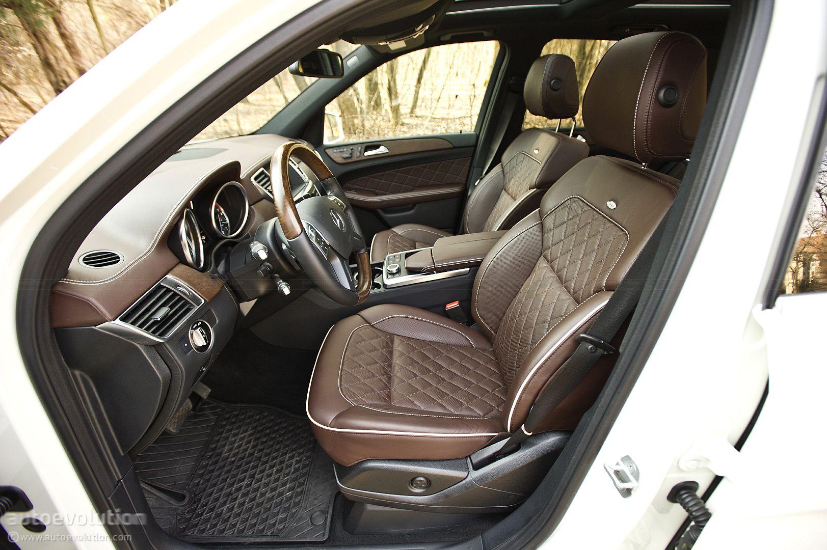 Ml350 Designo Interior With Images Mercedes Benz Ml350 Mini