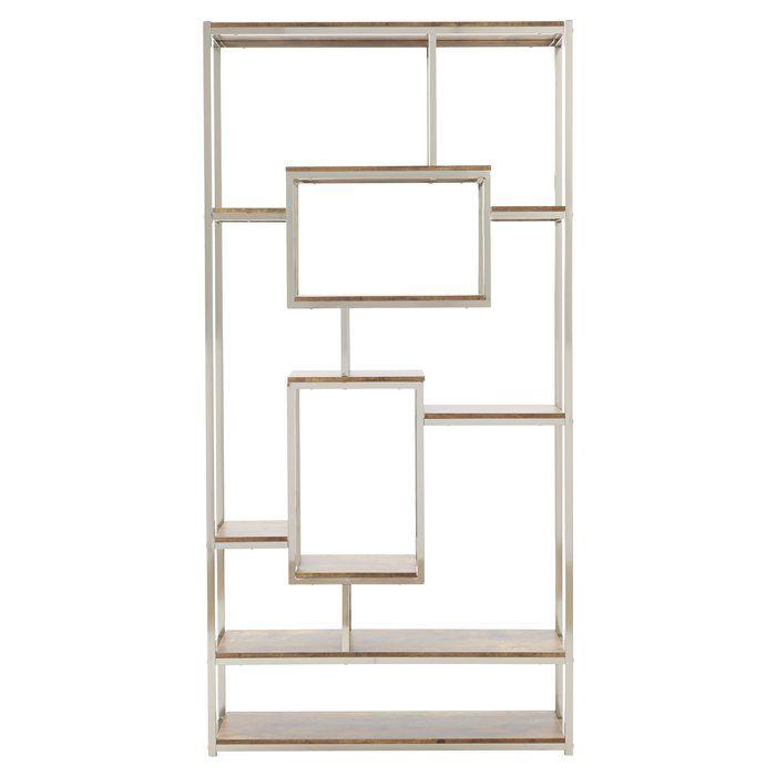 Clements Geometric Bookcase