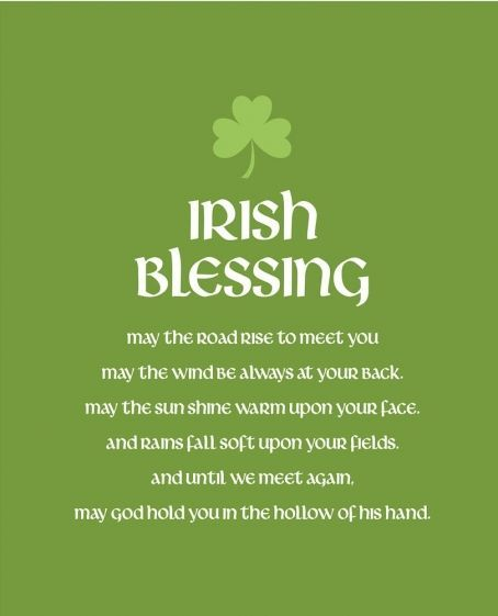 Irish Proverb May The Wind Be At Your Back Google Search For My