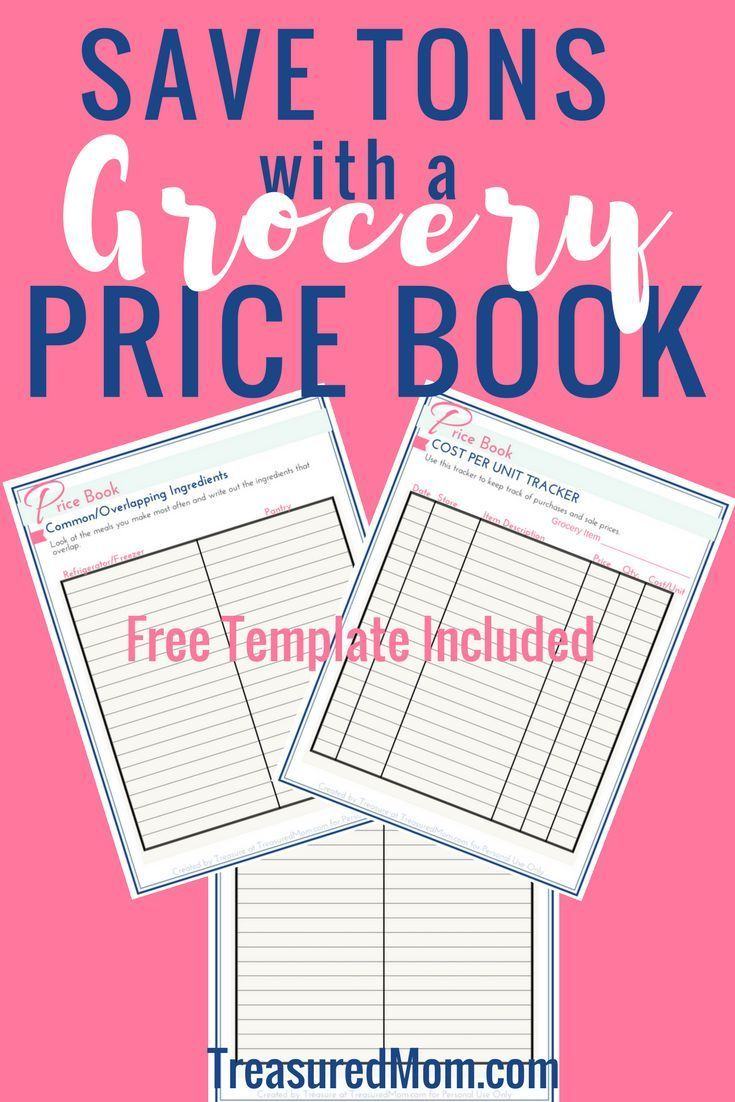 wow this is grocery price book printable packet is so adorable and