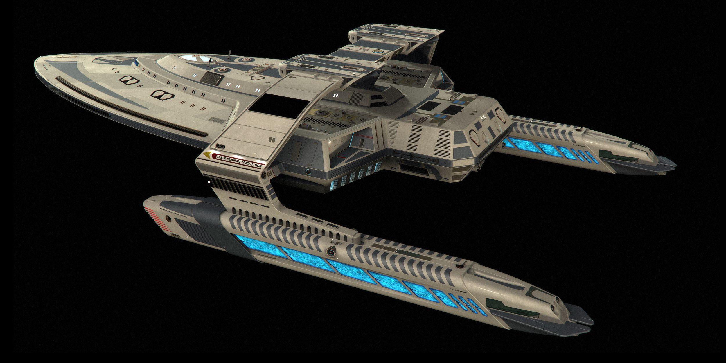 Merian class sifi pinterest star trek for Wohnung star trek design