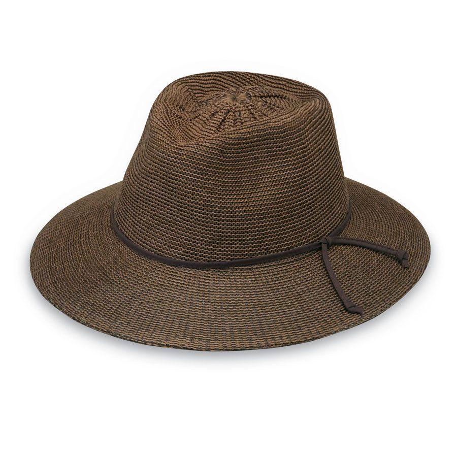 5f1c4713e Victoria Fedora by Wallaroo Hats | Products | Sun hats, Hats, Summer ...