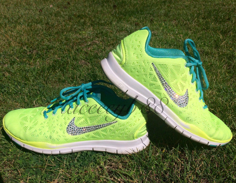 Bling Swarovski Nike Free 5.0 TR Fit 3 by laceeeyb88 on Etsy https ... b7bedc09793c