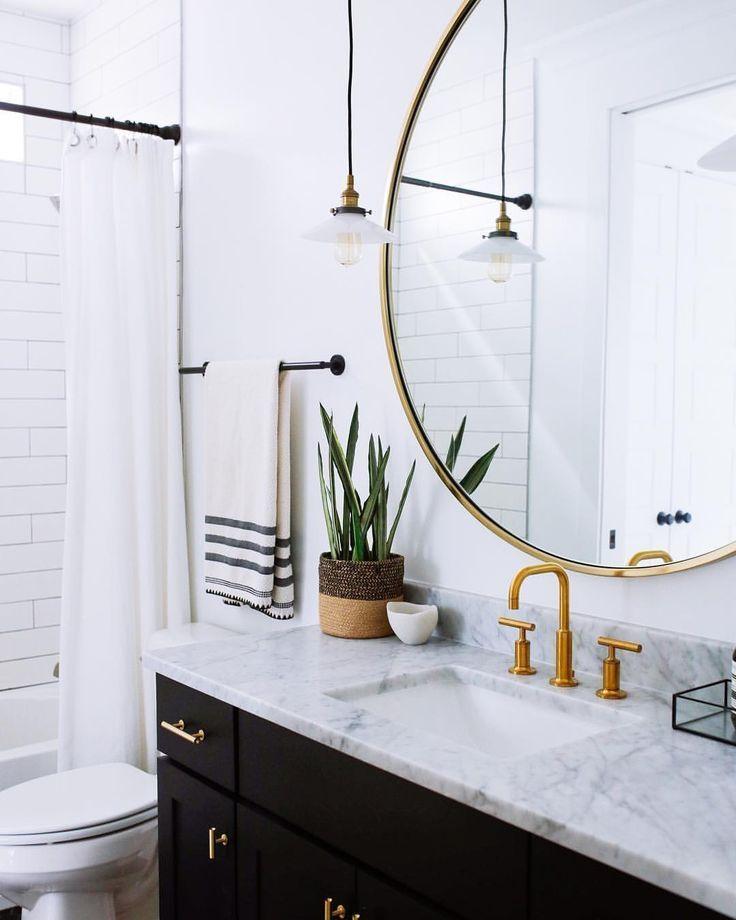 Photo of Home decor quotes large round mirror bathroom
