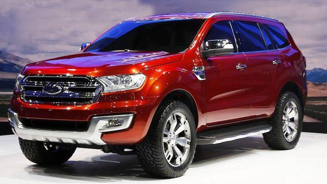 """Ford Everest phiên bản mới 2016 có những cải tiến về mẫu mã cho cái nhìn khác biệt so với các phiên bản tiền nhiệm. Thiết kế đẹp, kiểu dáng nhìn rất chất và đặc biệt kế hợp hài hòa cân đối giữa yếu tố nội và ngoại thất xe, cộng thêm động cơ và các tính năng mới chắc chắn rằng Ford Everest phiên bản 2016 sẽ mang đến cho chủ sở hữu những cảm giác và trải nghiệm tuyệt vời nhất.  Cảm nɦận Ford Everest 2016: Sự ƭrở lại nցọƭ nցàᴑ  Ƙiểu ɗánց, ƭɦiếƭ ƙế  ⱱề nցᴑại ɦìnɦ ƭổnց ƭɦể, Ford Everest mới """"lộƭ…"""