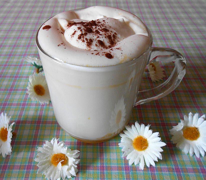 Eierlikör mit heißer Milch und Sahne von Lindasgaby | Chefkoch #butterbierrezept