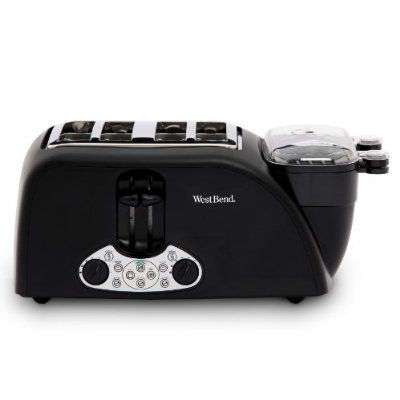 West Bend TEM4500W Egg and Muffin Toaster | Kitchen Gadgets and ...
