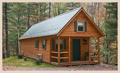 Incroyable Small Hunting Cabins | Oregon TimberWerks   Camping Cabin Kits | Cabin  Ideas | Pinterest | Camping Cabins, Hunting Cabin And Cabin Kits
