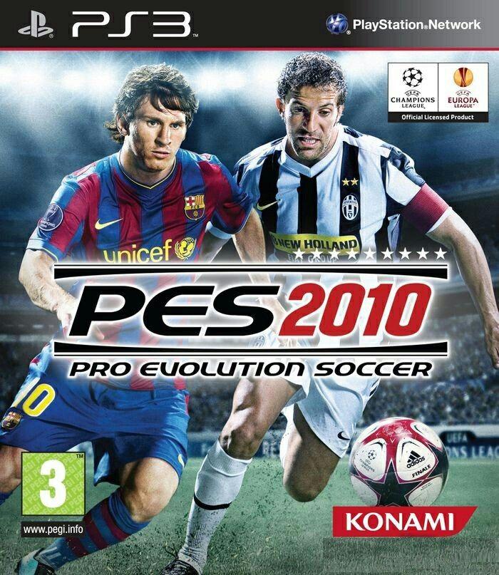 Pes 2010 In 2020 Pro Evolution Soccer Soccer Pro Soccer