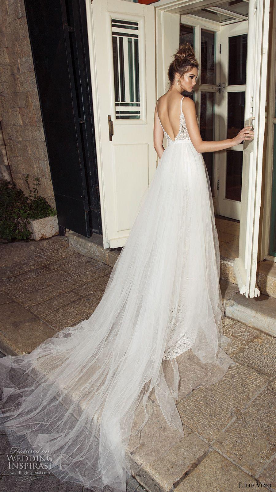 Romanzo by julie vino wedding dresses chapel train wedding