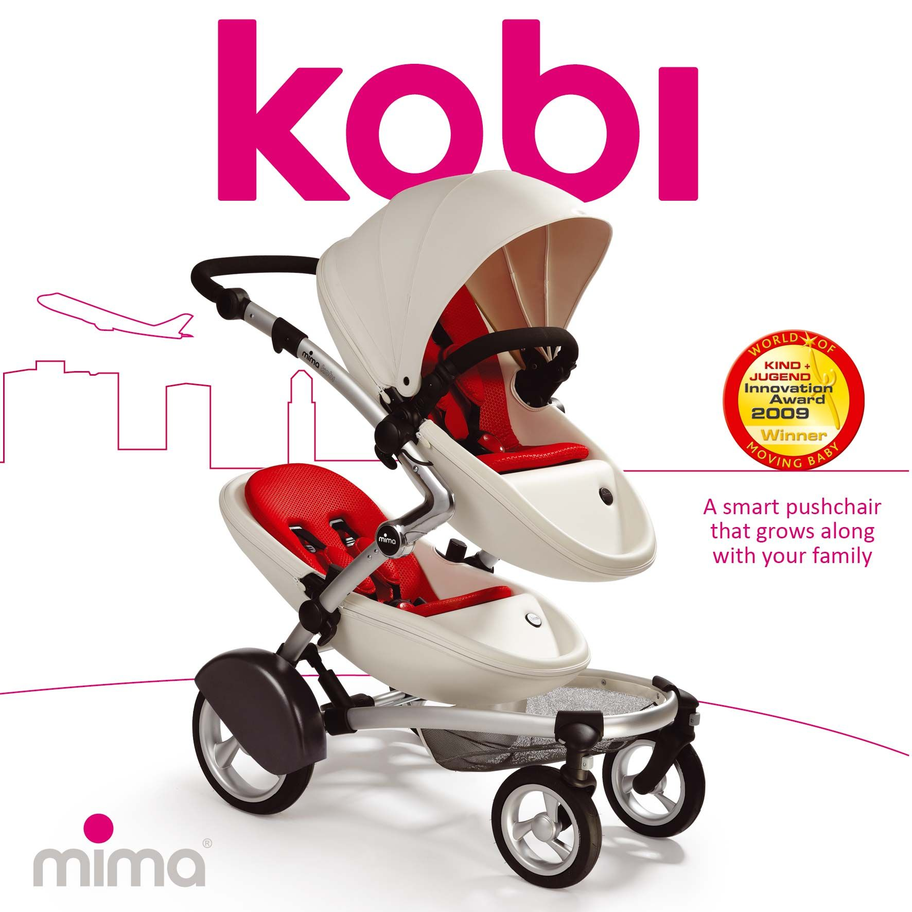 Mima Kobi pram e dream