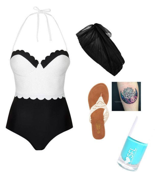 """""""Untitled #12"""" by deszzygirl-1 on Polyvore featuring Charles Albert"""