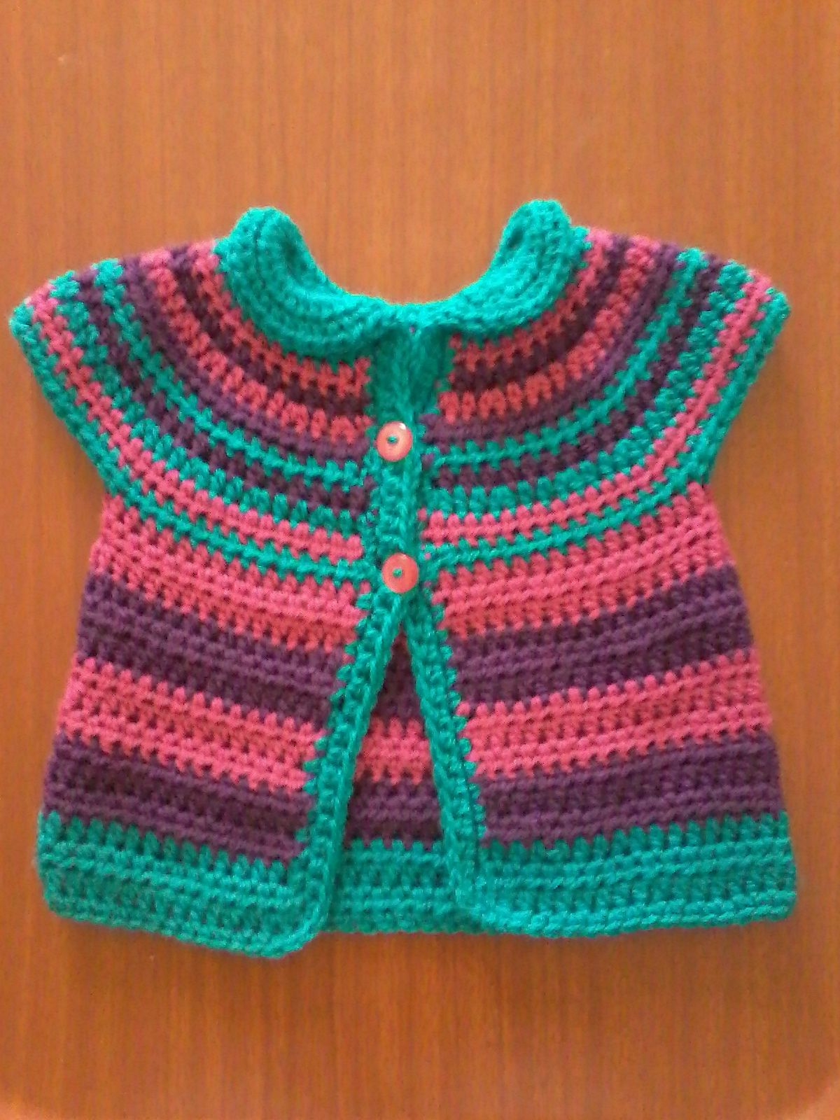 Azalea Cardigan By Amy H. Aymond - Free Crochet Pattern - (ravelry ...
