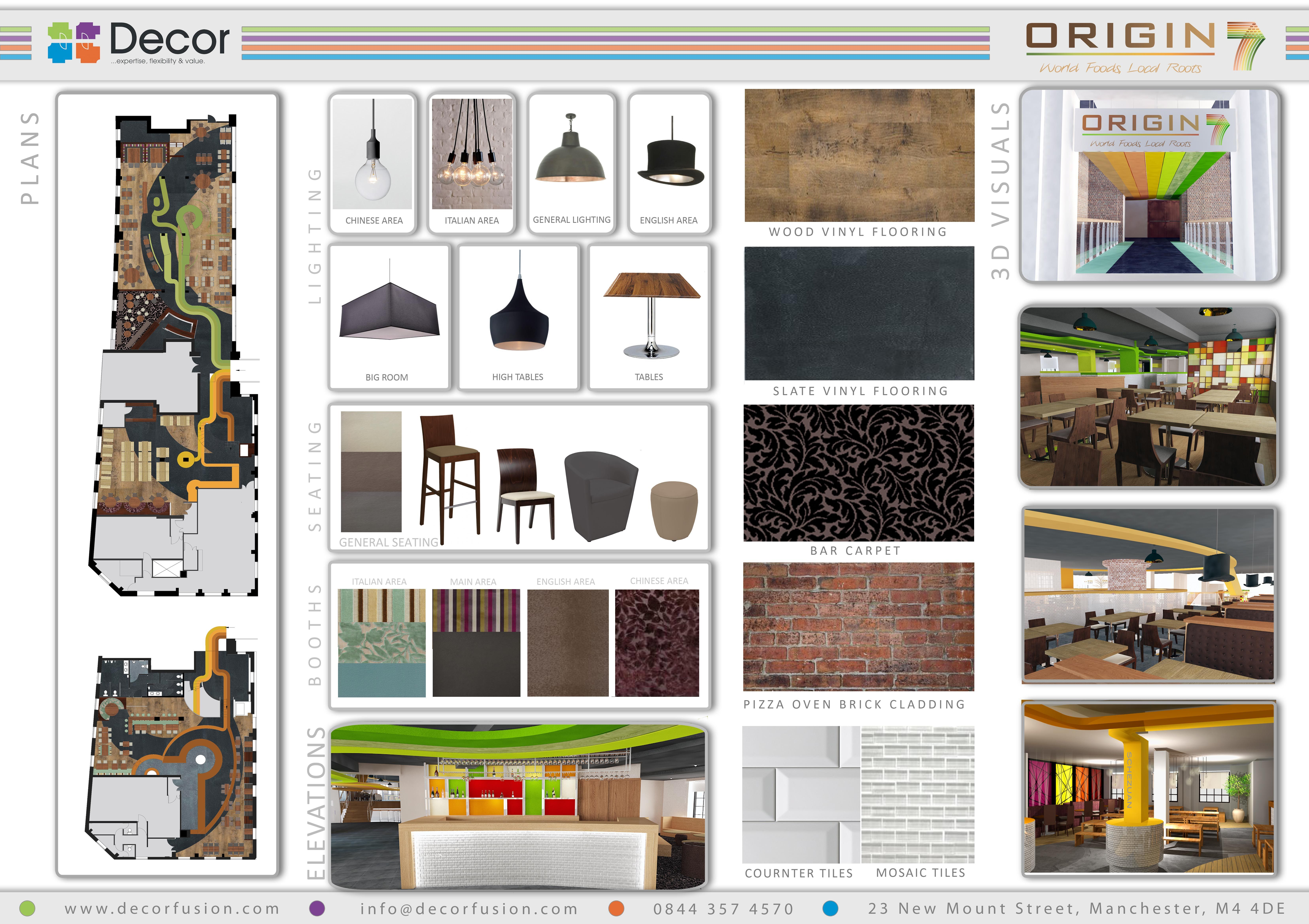Hotel Interior Design Presentation