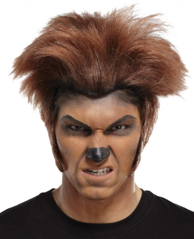 maquillaje lobo feroz - Buscar con Google Juguetes Pinterest - maquillaje de halloween para nios