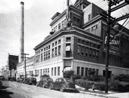 Old Falstaff Brewery